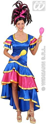 Brasilien Samba Tänzerin Kostüm XL Faschingskostüm Karnevalskostüm