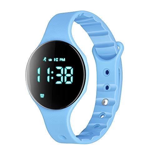 iGANK Fitness Tracker Watch, T6A Non-Bluetooth Smart Bracelet Walking...