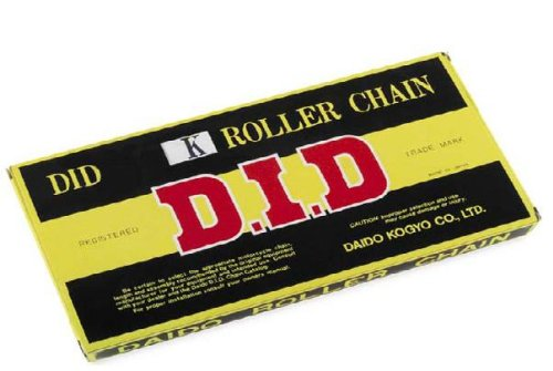 D.I.D 520 Standard Series Chain - 98 Links , Chain Type: 520, Chain Length: 98, Color: Natural, Chain Application: All 520 x 98