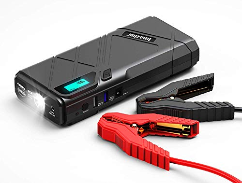 Buy Bargain Imazing Portable Car Jump Starter - 1500A Peak 12000mAh (Up to 8L Gas or 6L Diesel Engin...