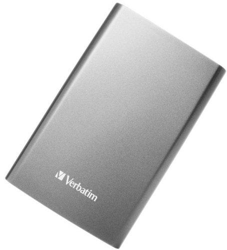 Verbatim Store 'N' Go - Hard Disk Esterno Portatile, USB 3.0, Grigio Grafite, 1 TB