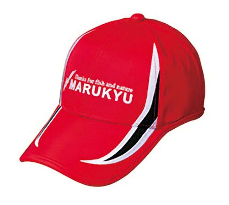 車両快適相互マルキュー(MARUKYU) マルキューキャップ12 レッド.