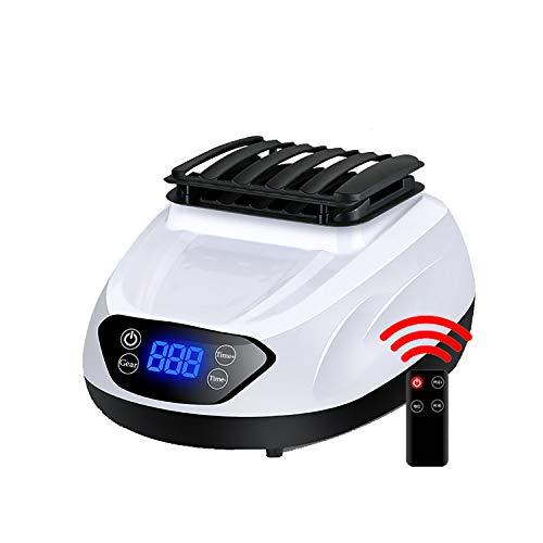Control Remoto Secadora Eléctrica Portátil Secadora de Poco Ruido para Zapatos De Ropa - Calentador De Tiempo De 180 Minutos
