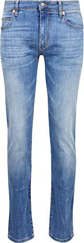 Drykorn Herren Jeans in Hellblau mit Waschung 36W / 34L