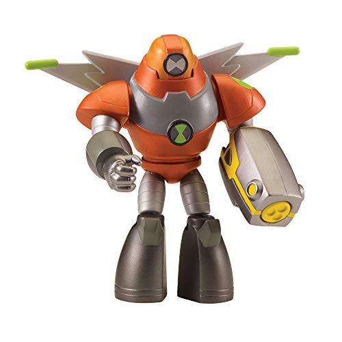 Ben 10 Omni-Naut Armor Heatblast Basic Figure