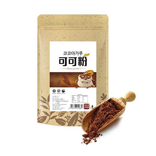 Persiverney-at Poudre De Cacao, Poudre De Cacao/Cacao Biologique, Idéale Pour La Poudre De Cacao Au Chocolat Pour La Fabrication De Gâteaux De Pain De Cuisson À La Maison, 100g intensely