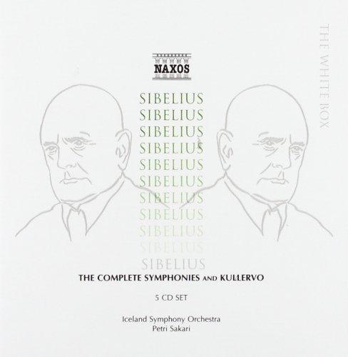 Sinfonien 1-7/Kullervo