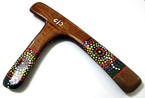 Bumerangue Tork I_Madeira 6 mm