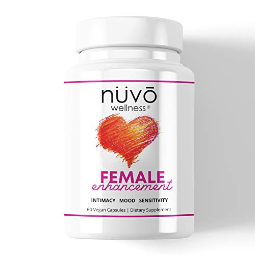 Energy Supplement for Women | Mood Enhancer & Balance Hormones | Female Immunity Enhancement | Maca Root Horny Goat Weed | Made in USA