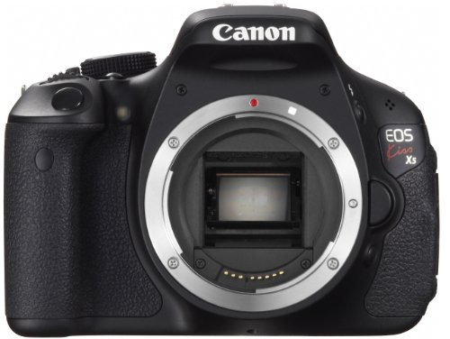 Canon EOS Kiss X5 Digital SLR Body Only - International Version (No Warranty)
