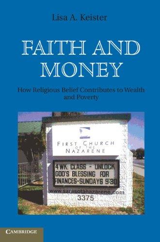 Faith and Money (English Edition)