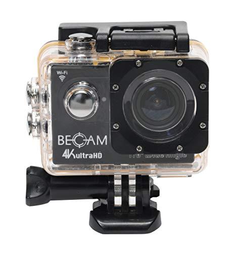 Best Divers BECAM EIS, unisex camera, voor volwassenen, zwart