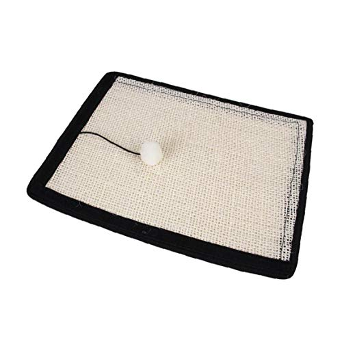 Cat Scratcher Board Scratching Post Grinding Claw Mat Furniture Sofa Protection Shield Pad(Ordinary Model) Pet Supplies
