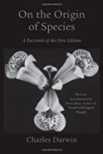 On the Origin of Species: A Facsimile of the First Edition (Harvard Paperbacks)