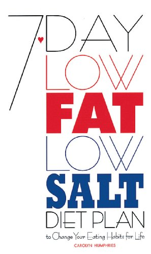how change diet to no salt diet
