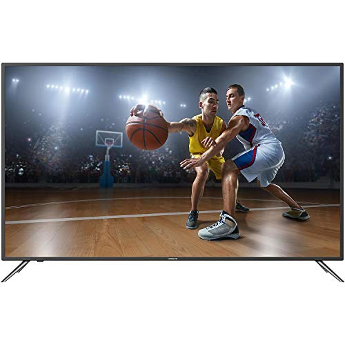 Hitachi Televisor 58 pulgadas Class 4K (2160p) Pantalla LED Ultra HD 58C61 (Renewed)