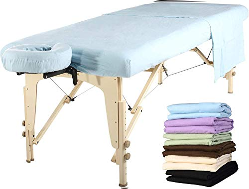 Top 10 Best flannel massage table sheets Reviews