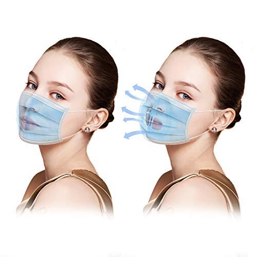 3D Face Inner Bracket for Comfortable Breathing