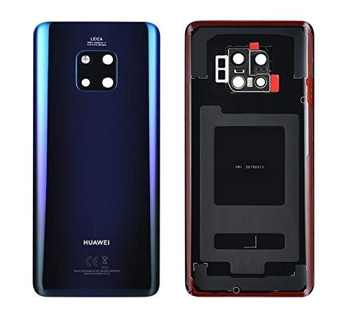 Handyteile24 Akkudeckel Akkufachdeckel Backcover Cover mit Kameralinse in Twilight 02352GDG fur Huawei Mate 20 Pro