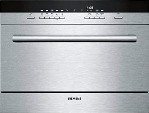 Siemens-lb iq500 - Lavavajillas modular sk75m521eu acero clase de eficiencia energetica a+