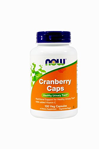 Price comparison product image NOW Foods Cranberry Concentrate 200 Vegi capsules (2 Packs of 100)