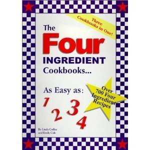 Hardcover The Four Ingredient Cookbook Book