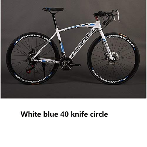 Review Of GAHO Bend The Adult Male and Female Speed Road Bike Dead Fly one Round Living Color Fly Ra...