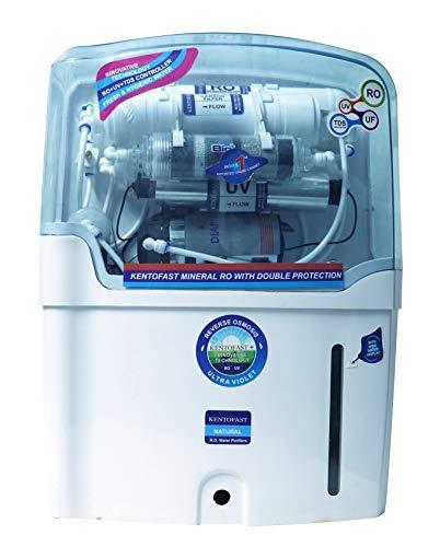 Kentofast RO+UV+UF Water Purifier - 12 liters