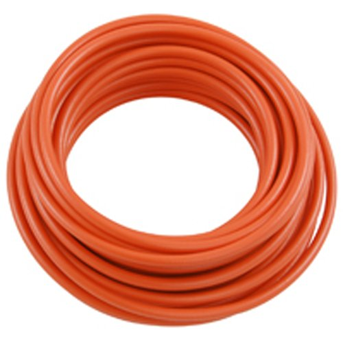 NTE Electronics WA12-03-15 Hook Up Wire, Automotive, Type 12 Gauge, Stranded, 15' Length, Orange