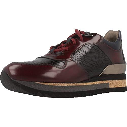 Angel Infantes Zapatos Mujer 570A para Mujer Rojo 38 EU