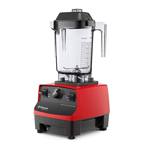 Vitamix Drink Machine Advance Blender (Red, 48 oz)