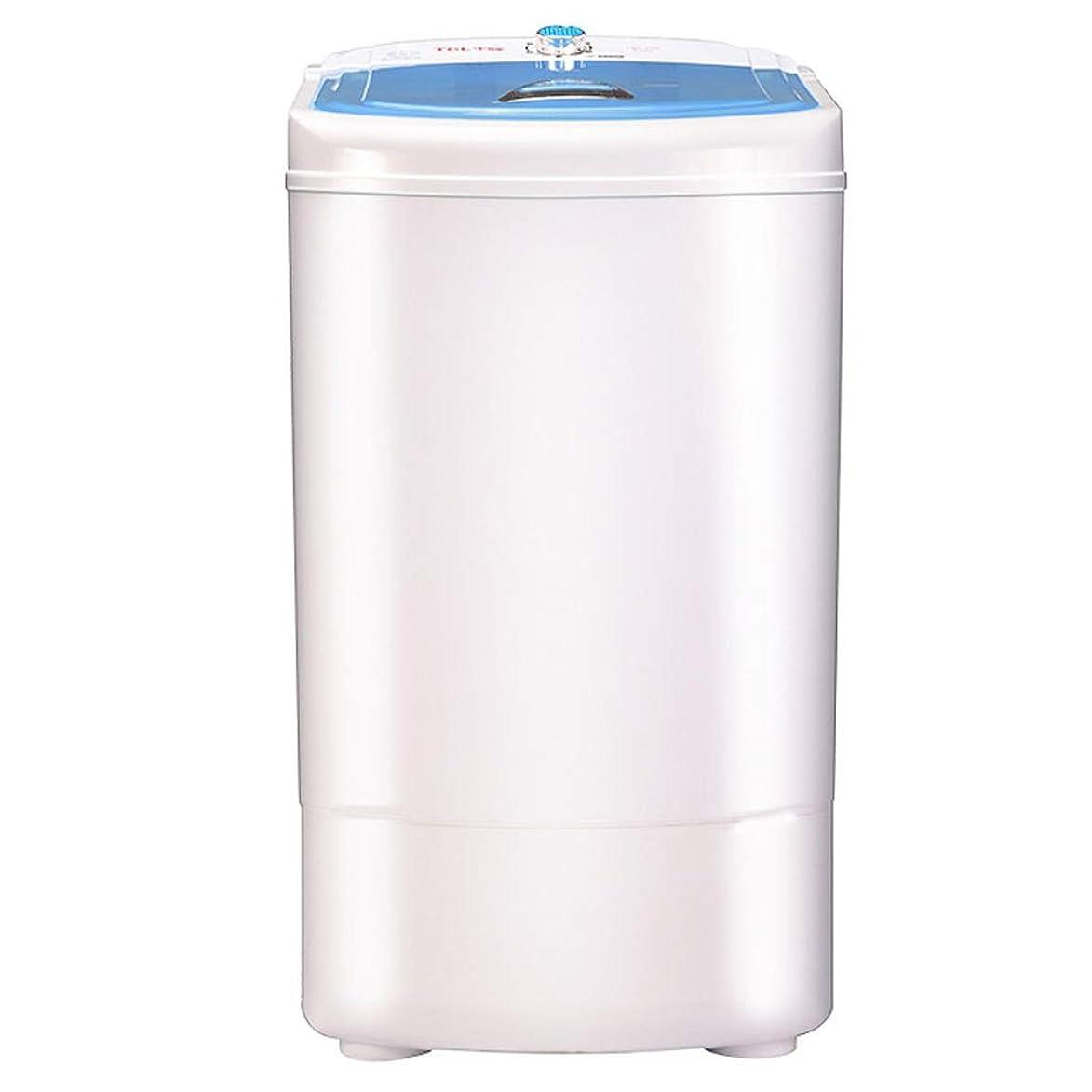 仮説暖かく祝福する半自動 シングルバレル スピンドライヤー 8kgの容量、 家、寮、アパート、ワンボタン操作に最適