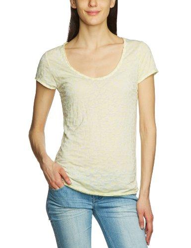 Freesoul - T-Shirt, Donna, Giallo (Gelb (Yellow)), XS