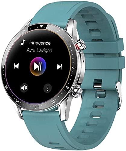 Reloj Inteligente Reloj De Pulsera Bluetooth Llamada Deportes Fitness Reloj Smartwatch Pulsera Fitness Tracker Reloj Pulsera Inteligente Seguimiento De Actividad Salud A-B