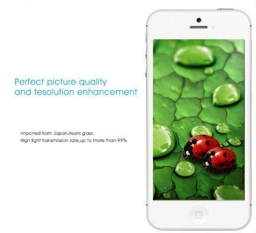 Lusee 2 x Pack Panzerglasfolie Schutzfolie für Huawei MediaPad T3 (BG2-U01) 3G-Version 7.0 Zoll Displayschutz Tempered Glass Folie Screen Protector Panzerfolie Glasfolie 0,3 mm 9H Clear 2.5D - 4