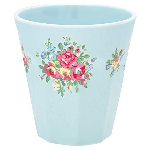 GreenGate Melamine Franka Pale Blue Mug