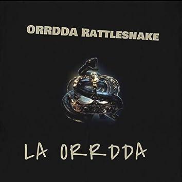 ORRDDA RATTLESNAKE (Instrumental Version)