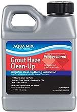 aqua mix grout haze
