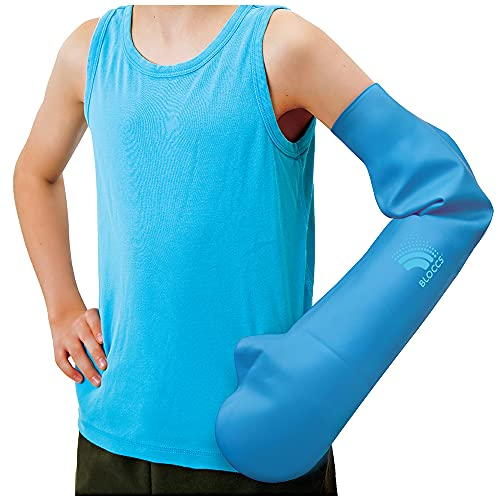Bloccs Protector de Escayola Impermeable - #CFA73-XS - Brazo Completo para Niño (XS)