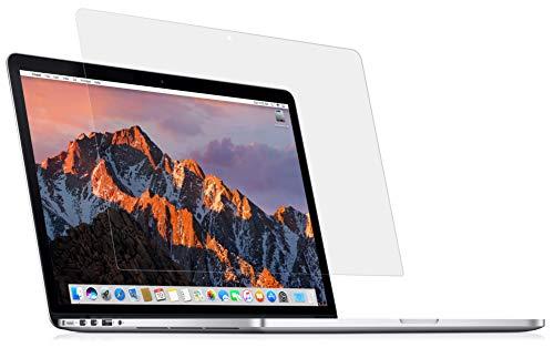 MyGadget 2X Pellicola Protettiva per Apple MacBook PRO Retina 13' (fine 2012 - metà 2016) - Schermo Film Trasparente – Screen Protector Ultra AntiGraffio