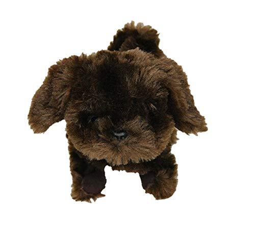 Home-X Plush Shih Tzu, Electric Dog Toys, Interactive Pets, Stuffed Animals
