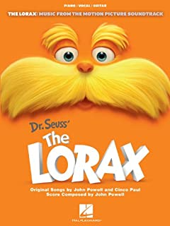 the lorax no pictures