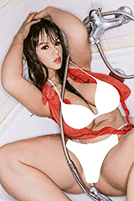 AILIJIA H-Cup Full Body 163cm Sex Dolls with Big Ass Fat Thighs Doggy Position Realistic Love Doll Adult Artificial Vagina Sex Toys for Men