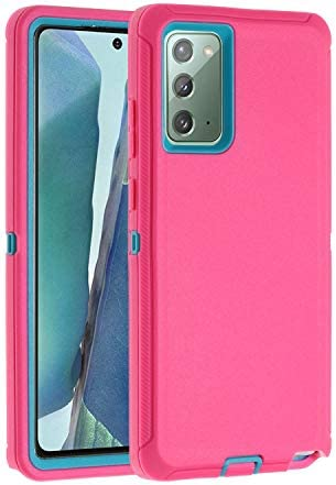 Topwin Galaxy Note 20 5G Shockproof Case Hybrid Heavy Duty No Built in Screen Protector with product image