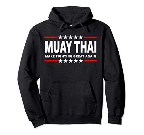 Boxe thaï Muay Thai Sweat à Capuche