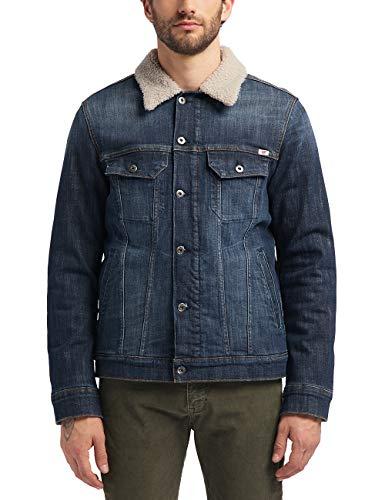 MUSTANG Herren Slim Fit New York Shearling Jeans