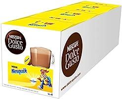 NESCAFÉ Dolce Gusto Nesquik | 48 capsules drinkchocolade | heerlijke cacao smaak | lekker cacaoaroma van Nesquik |...