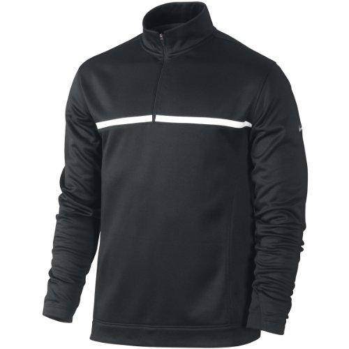 Nike Air Up Dri-Fit Tee Maglietta Manica Corta Linea Michael Jordan Uomo, Nero (Black), XL