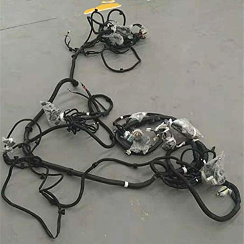 207-06-76111 207-06-76511 207-06-76110 Arnés de cableado principal ...