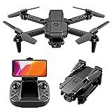 GZTYLQQ Dron con cámara Dual 4k, dron Plegable para niños